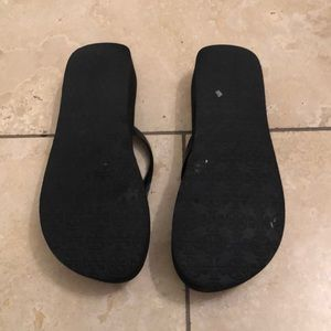Tory Burch Shoes - Women's Tory Burch Black&White Sandals - Size 7